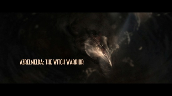 Witch Warrior Title
