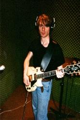 Tom @ Tiki, 1995.