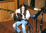 Adam @ Tiki Recording Studio, 1995.